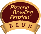 Pizzerie Bowling Hluk Logo